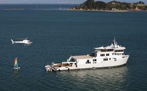 Picture luxury, mega, motor, yacht SURI