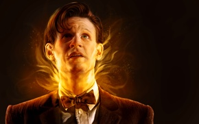 Picture face, fiction, art, actor, male, Doctor Who, Doctor Who, Matt Smith, Matt Smith, The Eleventh …