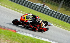 Picture MotoGP, Athina Forward Racing, Stefan Bradl, Yamaha M1