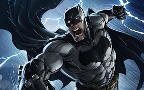 Picture Bruce, Batman, Patrick Brown, DC Comics, Patrick Brown, Bruce Wayne, Wayne