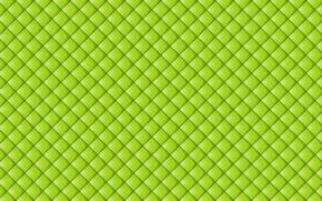 Picture tile, squares, diamonds