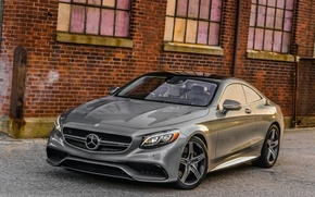 Picture mercedes benz, coupe, amg, s63