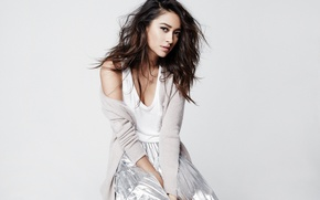Picture girl, actress, brunette, Shay Mitchell