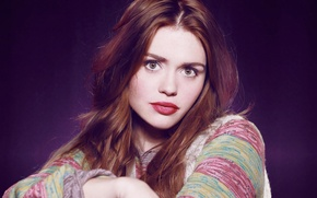 Picture look, actress, Holland Roden
