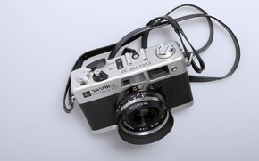 Picture background, camera, Yashica Electro 35 FC