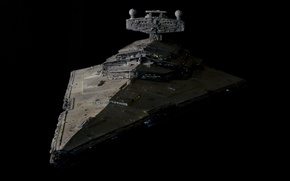 Picture Star Wars, design, battlecruiser