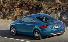 Picture Audi, Coupe
