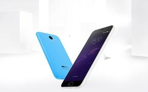 Picture hi-tech, smartphone, Meizu, M2 Note