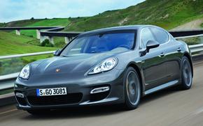 Picture machine, porsche, Porsche, panamera, turbo s