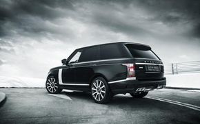 Picture tuning, Range Rover, tuning, Rover, StarTech