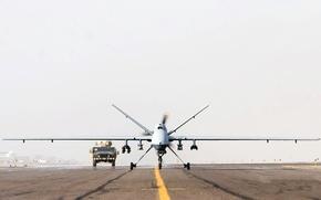 Wallpaper takeoff, strip, drone