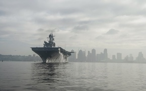 Picture army, Navy, San Diego, USS Makin Island (LHD 8)