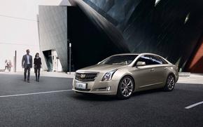Picture Cadillac, Cadillac, Sedan, XTS