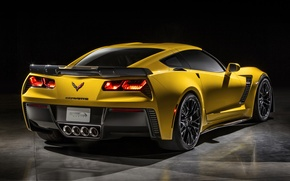 Picture Chevrolet, corvette, stingray
