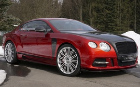 Picture Bentley, Continental, Bentley, continental, Mansory