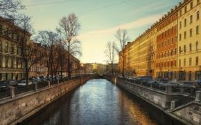 Picture Home, Peter, River, Saint Petersburg, Building, Russia, SPb, St. Petersburg, spb, Leningrad, The Canal