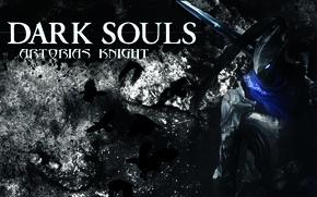 Picture Sword, Knight, Dark Souls, Knight, Sword, The arteries, Artorias, Dark Souls