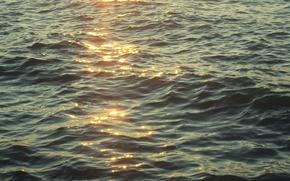 Picture Balaton, sunlight, water