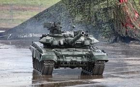 Picture tank, performances, T90