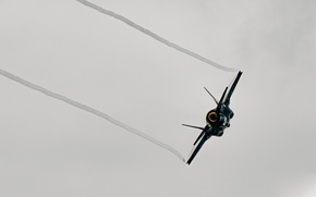 Picture weapons, the plane, F-35