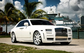 Picture Ghost, Royce, Rolls, Mansory, Customized