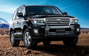 Picture jeep, SUV, Toyota, the front, 200, Toyota, Land Cruiser, Land Cruiser, VX-R