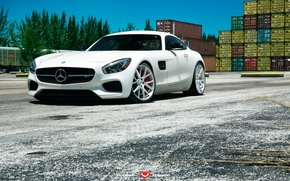 Picture Mercedes Benz, AMG, Forged, Series, Vossen, Precision, GT S, 306, VPS