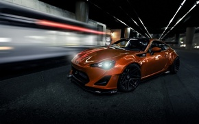 Picture car, tuning, tuning, rechange, toyota gt86, scion fs-r