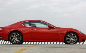 Picture Maserati, coupe, supercar, granturismo S