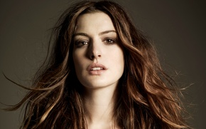 Wallpaper actress, girl, Anne Hathaway, celebrity