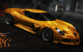 Picture Mersedes, photoshop, Need for speed world, stayling