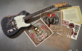 Wallpaper Fender, Guitars, Telecaster, Rock, fender, Telecaster