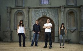 Picture VIN Diesel, Jordana Brewster, Jordana Brewster, Michelle Rodriguez, Paul Walker, Mia, Vin Diesel, Paul Walker, …