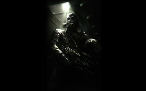 Picture metro, people, gas mask, THQ, metro 2033, Metro: Last Light, Beech, 4A Games, survivors