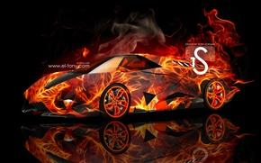 Picture Lamborghini, Fire, Egoista, el Tony Cars