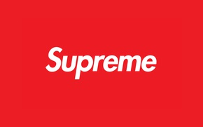 Picture red, style, supreme, clothes