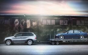 Picture BMW, classic, bmw x5, bmw e38, 750il