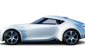 Picture coupe, Nissan, Esflow