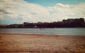 Picture river, R. White, river court, Ufa