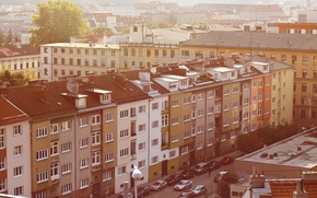 Picture the city, street, home, Brno