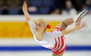 Picture sport, figure skating, kiira korpi