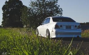 Picture Toyota, JDM, Stance, Allteza