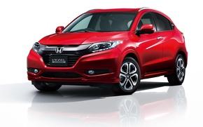 Wallpaper Honda, Honda, hybrid, 2014, Vezel, Wesel
