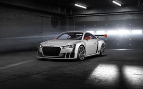 Picture Audi, Audi, concept, turbo, 2015, clubsport