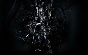 Picture black, Predator