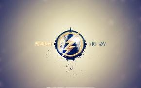 Picture Hero, Arrow, Minimalism, Flash