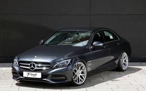 Picture Mercedes-Benz, Design, Stance, C-Class, W205, Schmidt Revolution
