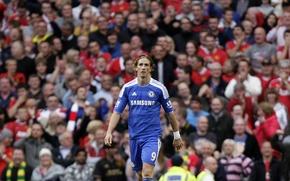 Picture football, Chelsea, Fernando Torres, Torres, 50 million