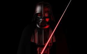 Picture stars wars, Darth Vader, Dark Side