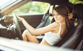 Picture Girl, Toyota, Car, Beautiful, Model, GT86, Mike, Salon